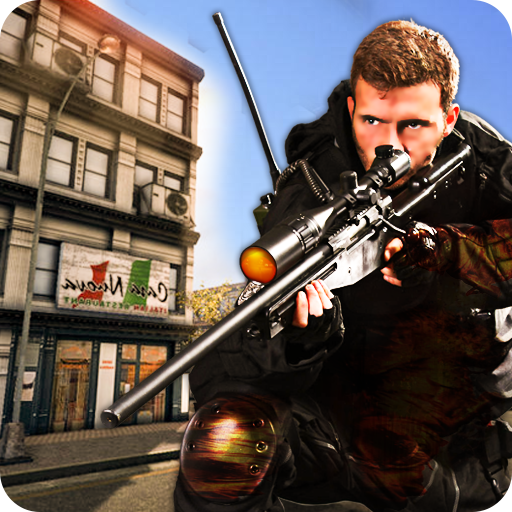 Army Sniper Warrior 3D