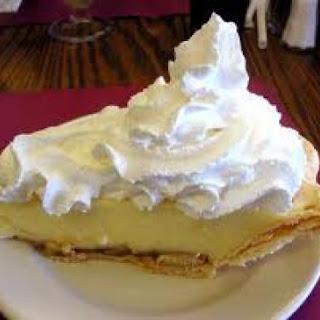 No Bake Pineapple Cream Pie Recipes.