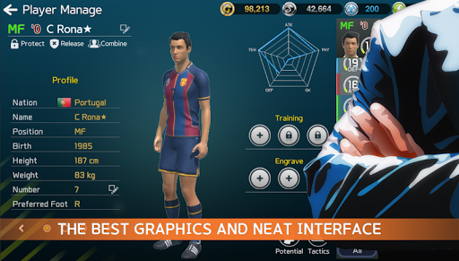 Télécharger Gratuit DREAM SQUAD 2 - Football Club Manager  APK MOD (Astuce) screenshots 1