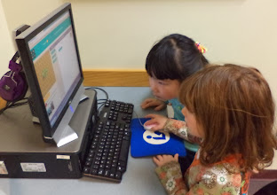 Photo: All ages can learn to code at Orchard Elementary