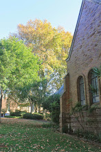 Photo: Kearsney Chapel - view from the side looking towards the Administration Block
