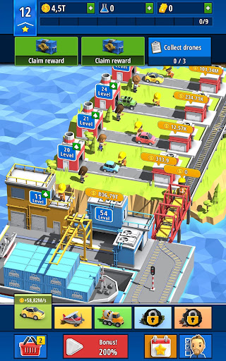 Idle Inventor - Factory Tycoon 0.3.4 screenshots 6