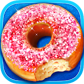 Glitter Donut - Trendy & Sparkly Food