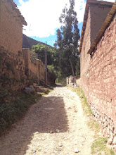 Photo: Path to Pumamarca