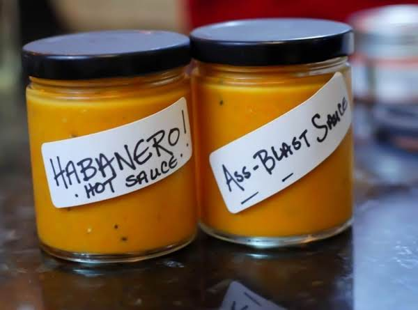 Daddy John's A** Kicking Habanero Hot Sauce