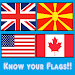 Know your flags icon