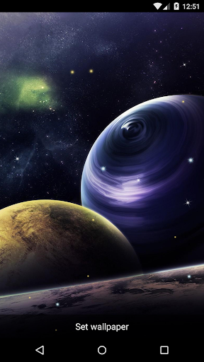 Galaxy 2 Live Wallpaper