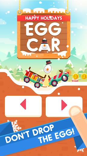 Egg Car - Don't Drop the Egg! screenshot 2