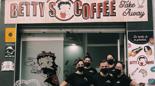 Betty's Coffe Almería, cafés y dulces para disfrutar de una manera muy original