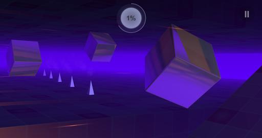 Smash Glass Pyramid  screenshots 2