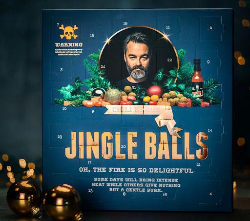 Jingle balls - adventskalender chili 2021 – Chili Klaus