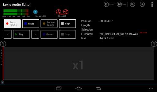 Lexis Audio Editor 1.1.97 Apk for Android 7