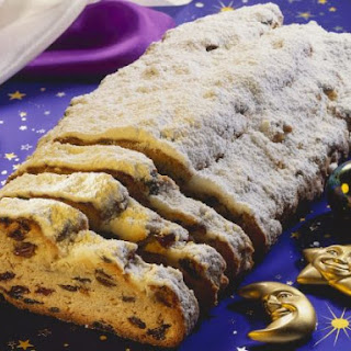 Festive Dried Fruit Loaf