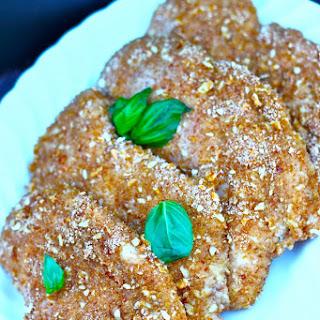 Pretzel Crusted Chicken.