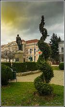 Photo: Piata 1 Decembrie 1918, parc - 2017.03.20