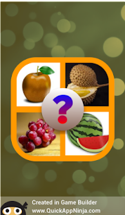 Guess The Fruits - náhled
