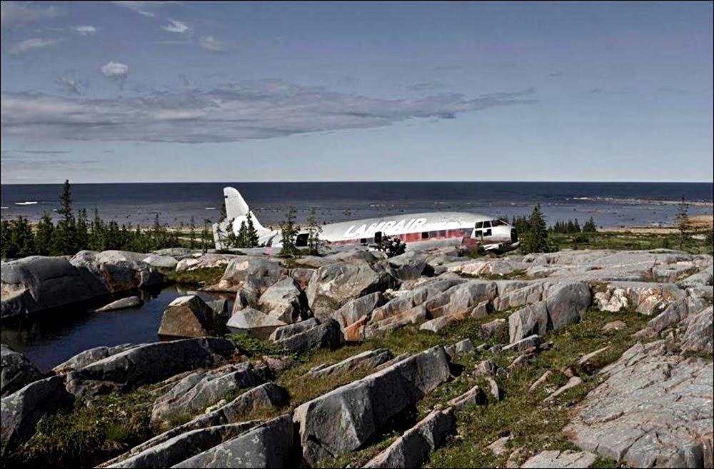 Happy End, acidentes de aviões com finais felizes de Dietmar Eckell