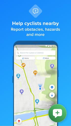 Bikemap - Your Cycling Map & GPS Navigation 11.13.0 Screenshots 3