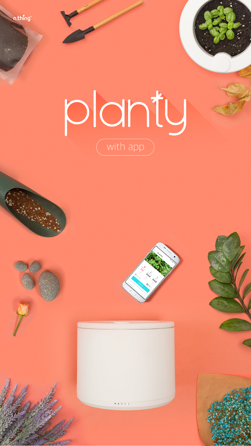 planty - Connect with nature- screenshot