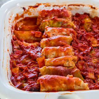 Tomato Juice Cabbage Rolls Recipes.