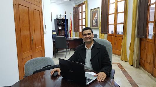 """Martín Morales, alcalde de Turre: """"Tratamos de ser condescendientes"""""""