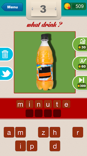 What Drink ? screenshot
