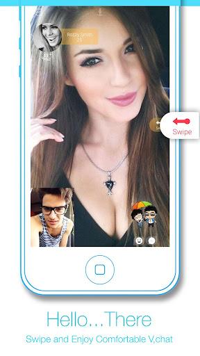Omega Random Video Chat Omegle 1.0 screenshots 2
