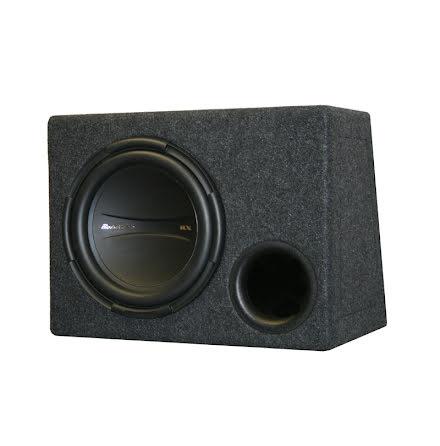 Enkellåda med RX2110d kopplas till 2 Ohm perfekt till RX2501