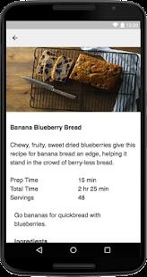 Banana Bread Recipe - náhled
