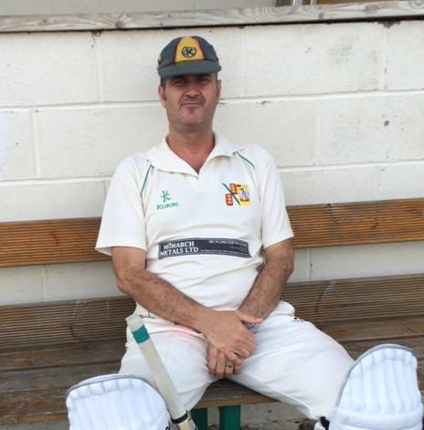A picture of former Border fast bowler Dion Taljard that he posted on his Facebook page in August 2015. Taljard was jailed for 18 years on Wednesday 14 September 2017 in Manchester, England, after being convicted on 19 counts of rape.