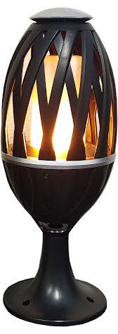 LED Flammande lampa REBILD