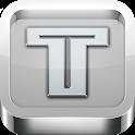 صور حرف T icon
