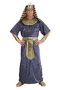 Dräkt, Tutankhamun