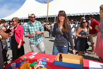 Photo: Carnival games at the 2014 Beer Carnival, Atlanta, Georgia