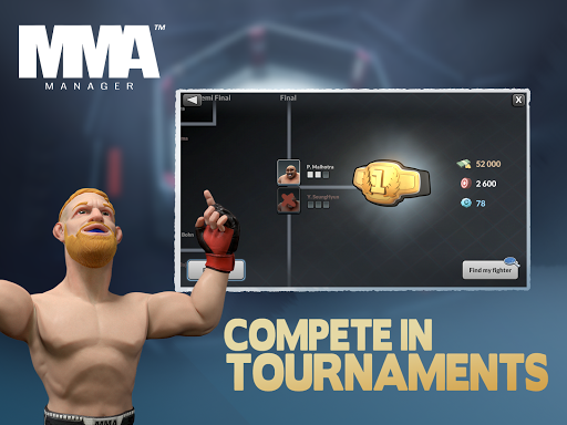MMA Manager 0.32.3 screenshots 13