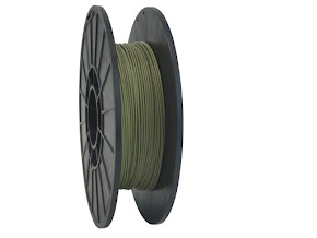 GMASS Bismuth Metal ABS Natural Color Filament - 1.75mm (1kg)