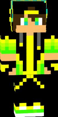banana   Nova Skin