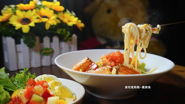 高雄美食 人生風景cafe-用心做料理,高CP值餐廳推薦 – 貪吃鬼熊熊