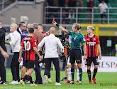 Maurizio Sarri suspendu deux matchs après s'être emporté sur Alexis Saelemaekers