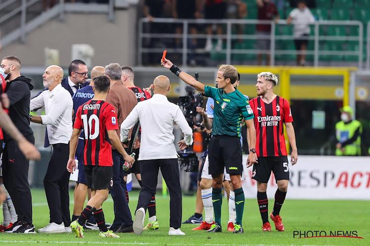 Maurizio Sarri connaît la sanction après sa prise de bec avec Alexis Saelemaekers