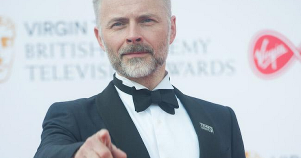 Mark Bonnar's career is 'little steps on the way to death'