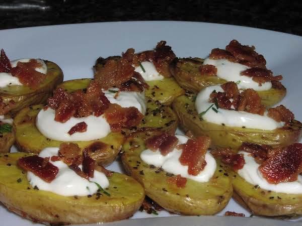 Baked Fingerling Potatoes