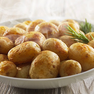 Steamed Baby Potatoes Recipes