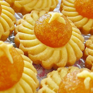Pineapple (Open Face) Tarts