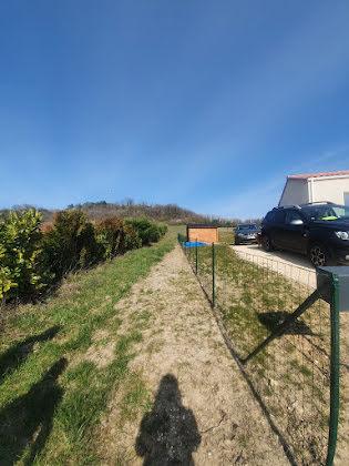 Vente terrain 3870 m2