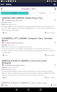 Riverside County Library- screenshot thumbnail