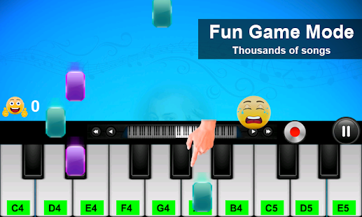Game Real Piano Teacher 6.4 APK for iPhone