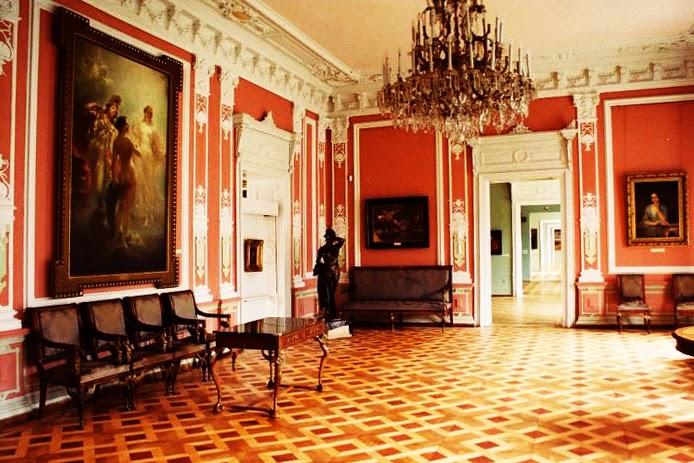 Photo: Інтер'єр палацу Ізабелли Дідушицької