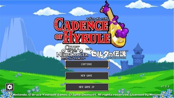 crypt of the necrodancer クリプト オブ ネクロダンサー ケイデンス オブ ハイラル ゼルダの伝説 cadence of hyrule
