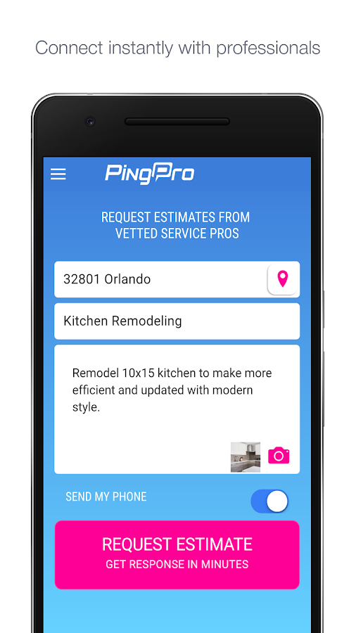 PingPro- screenshot